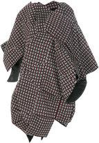 Junya Watanabe Comme Des Garçons oversized woven coat