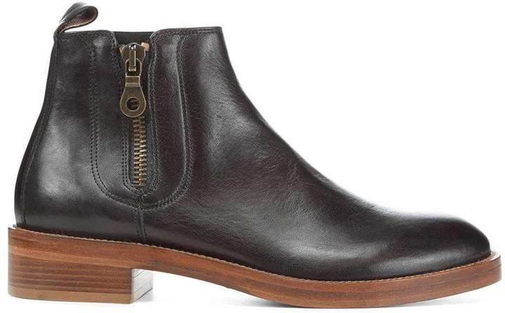 Donald J Pliner GIRALDO, Vachetta Leather Boot