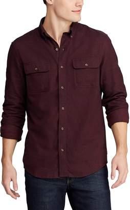 Chaps Men's Go Untucked Button-Down Shirt