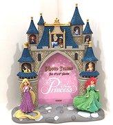 Disney Parks Princess Castle Photo Frame NEW