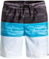 Quiksilver Men's Word Waves 17 Swim Short