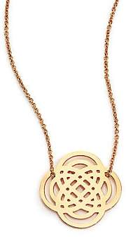 ginette_ny Women's Baby Purity Lariat Necklace
