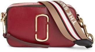 Marc Jacobs Mini Snapshot Leather Crossbody Bag