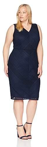 e58014ef Adrianna Papell Blue Plus Size Dresses on Sale - ShopStyle