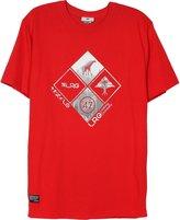 Lrg Mens RC Cluste Front Short-Sleeve Shirt