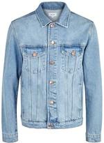 Soulland Shelton Blue Denim Jacket