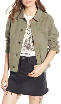 BDG Urban Outfitters Denim Utility Jacket