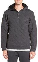 UGG 'Brewer' Quilted Hoodie