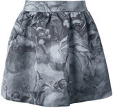 Moschino Renaissance print skirt