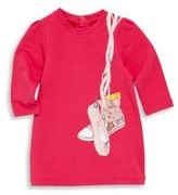 Little Marc Jacobs Baby Girl's Essential Trompe L'oeil Dress
