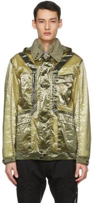 C.P. Company Khaki Kan-D Jacket