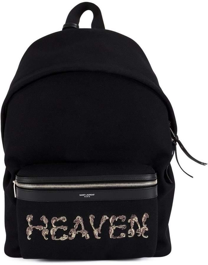 e80ce29acf Saint Laurent Men's Backpacks - ShopStyle