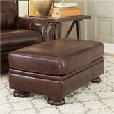 Signature Design by Ashley Banner Ottoman