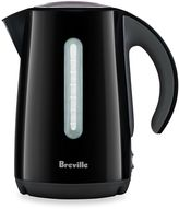 Breville The Soft Top Black Cordless Electric Kettle
