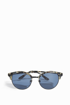 Paul & Joe Tortoiseshell D-Frame Sunglasses