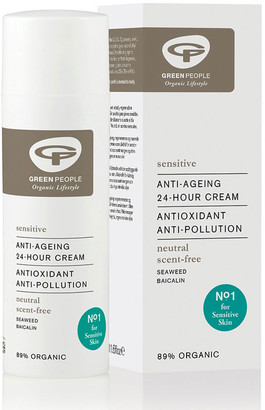 Green People Neutral Scent Free 24-Hour Cream 50Ml