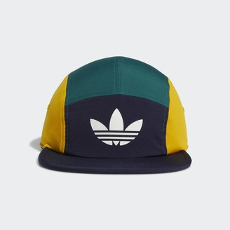 adidas Blocked Five-Panel Hat