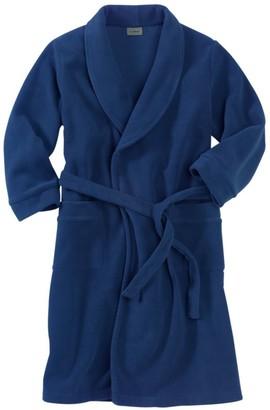 L.L. Bean Kids' Fleece Robe