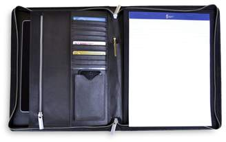 Leather iPad Organizer & Writing Portfolio