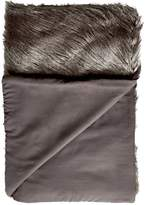 Very Luxury Faux Fur Throw