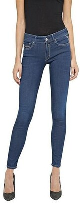 Replay Luz Skinny Fit Jeans