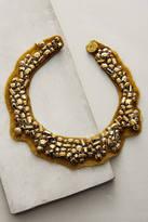 Mignonne Gavigan Alice Army Clustered Collar Necklace