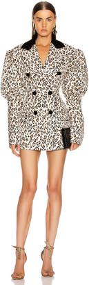 Marianna SENCHINA Jacket Dress in Milky   FWRD