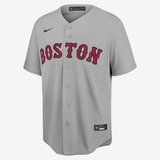 Nike Men's Replica Baseball Jersey MLB Boston Red Sox (Andrew Benintendi)