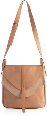 Shiraleah Arden Faux Leather Shoulder Bag