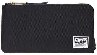 Herschel Jack Large RFID (Black) Wallet