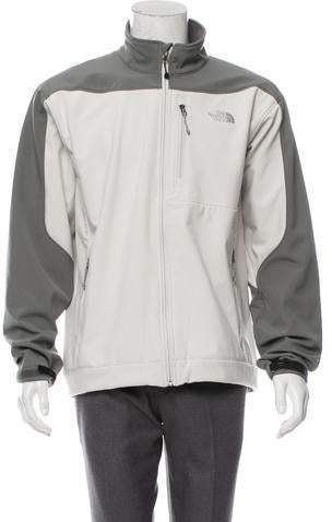 The North Face Woven Zip-Up Jacket