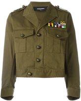 DSQUARED2 'Golden Arrow' jacket