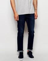 G Star G-Star Jeans 3301 Straight Fit Stretch Dark Aged Wash