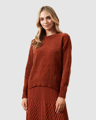 French Connection Light Chenille Jumper