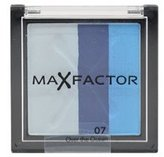 Max Factor Max Color Effect Trio Eyeshadow for Women, # 07 Over The Ocean, 0.12 Ounce