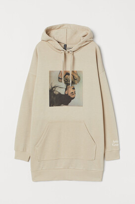 H&M Oversized hooded top