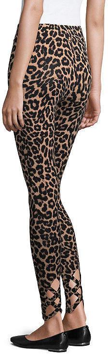 10a7c834bf654 Womens Petite Cotton Spandex Leggings - ShopStyle