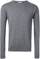 Sun 68 crew neck jumper - men - Cotton/Wool - S