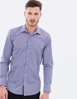 Calvin Klein Two Colour Gingham Shirt