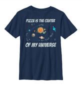 Fifth Sun Boys' Tee Shirts NAVY - Navy 'Pizza Universe' Tee - Boys
