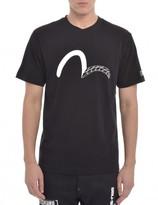 Evisu Half Full Seagull T Shirt