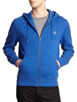 Fred Perry Cotton Hoodie