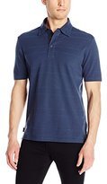 Jack Spade Men's Keaton Striped Polo Shirt