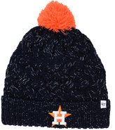 '47 Women's Houston Astros Fiona Pom Knit Hat