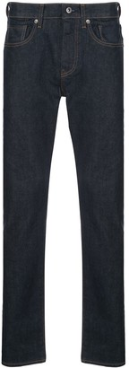Levi's Made & Crafted 502 Mid-Rise Tapered-Leg Jeans