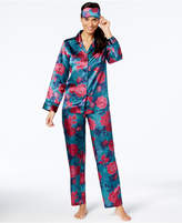 Thalia Sodi Pajama Set and Eye Mask, Created for Macy's