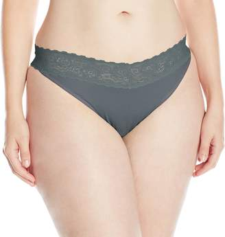 Cosabella Amore Women's Plus-Size Adore Thong Plus