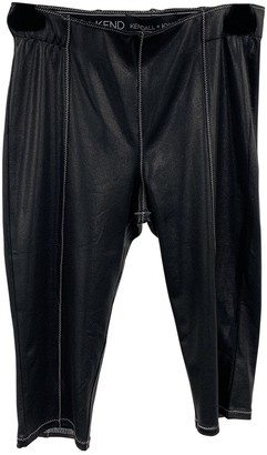 KENDALL + KYLIE Black Shorts for Women