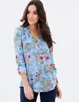 Oasis Spring Floral Shirt