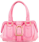 Celine Leather Handle Bag